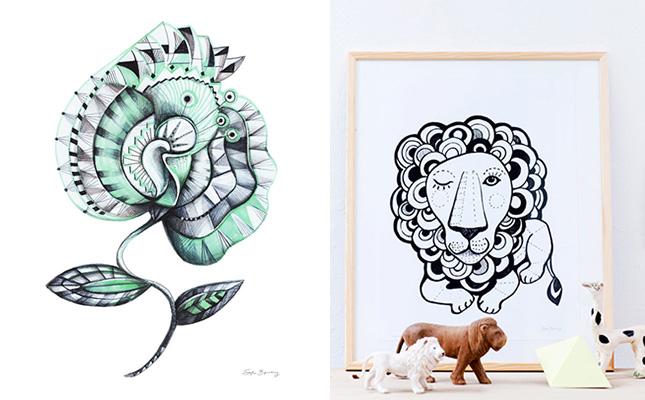lion-mint-flower-sormeja