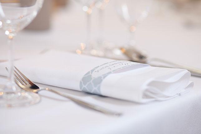 napkin ring for wedding