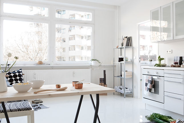 Berlin apartment from Fantastic Frank, styled by Coco Lapine Design, photos by Magnus Pettersson