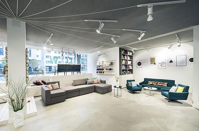 HOOK&EYE: Möbelverfeinerung aus Stuttgart