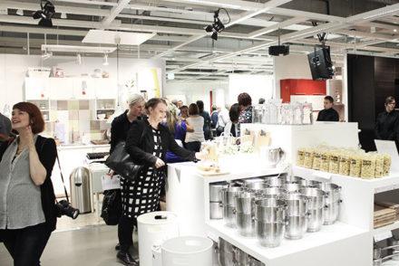 METOD-Event im neuen Ikea Altona
