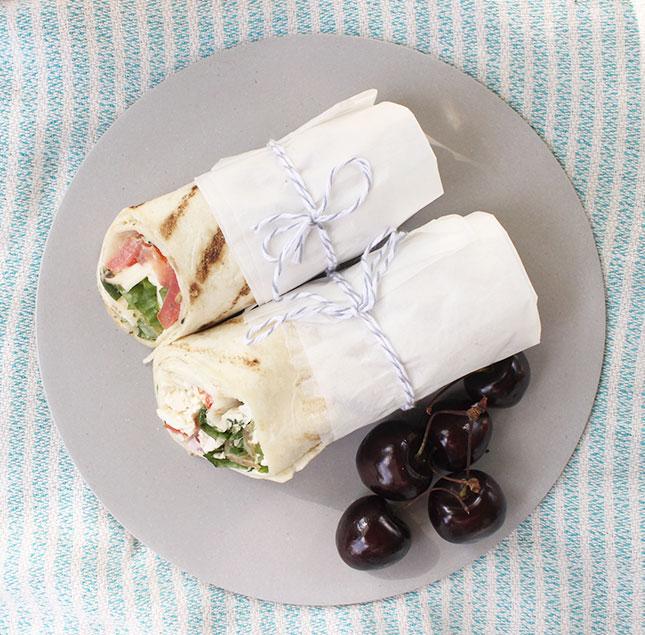 Picknicken mit dem tollen Geschirr von Zuperzozial