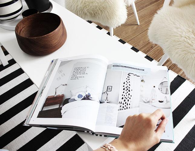 """Stefanie Luxats neues Buch: wie eine Wohnung ein Zuhause wird"""". Und dies ist meine Wohnung!"""