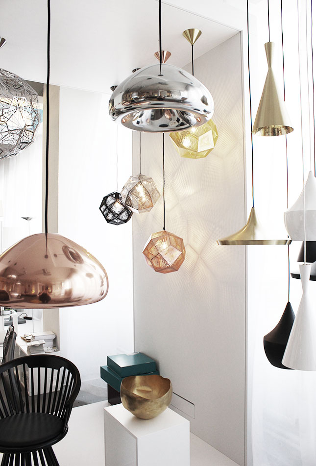 Tom Dixon im DesignHaus by AmbienteDirect