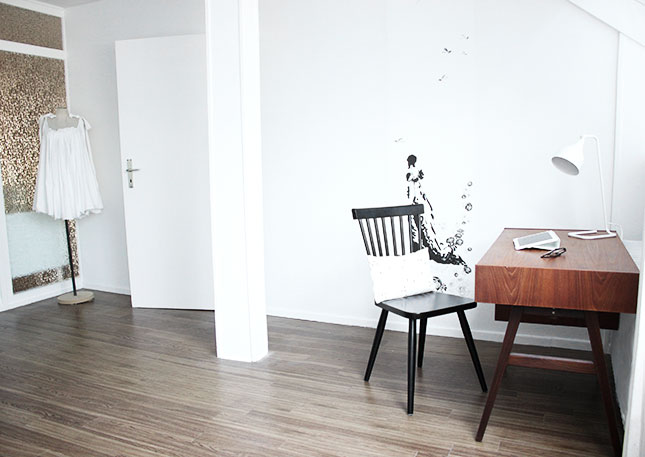 oh what a room:schreibtisch, schreibtisch, du musst wandern ... - Schreibtisch Im Schlafzimmer