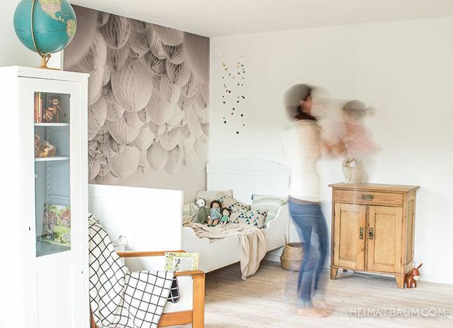 Zimmerschau bei Pepper von  heimatbaum.com.