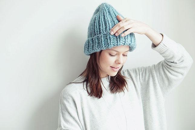 Mütze von Wooltwist