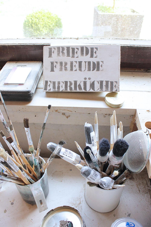 Aufmöbel-Workshop bei der Wohnwerkstatt Stukenbrock