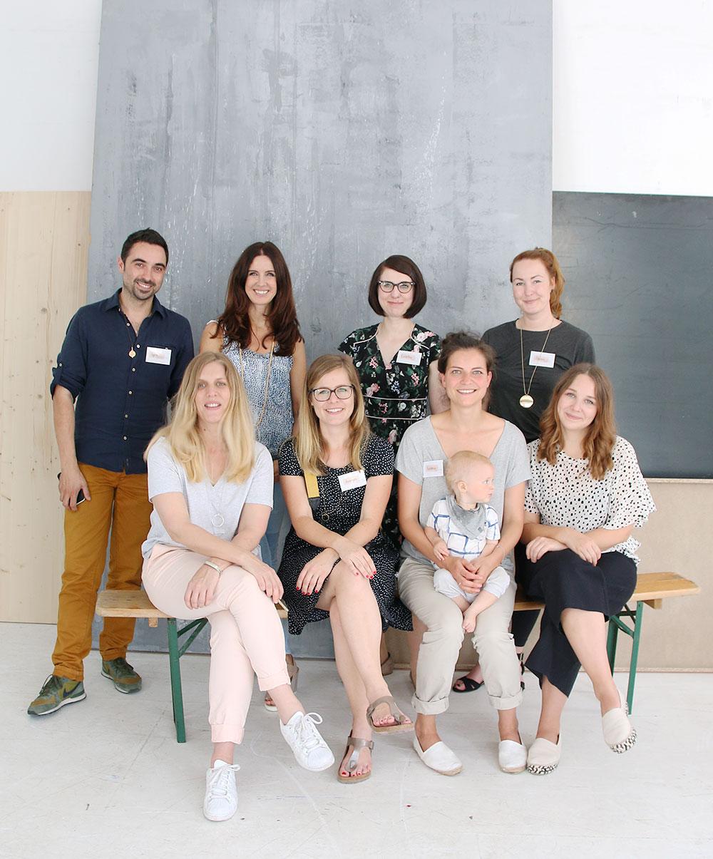 """SchönerWohnen Workshop """"Tischdeko""""zum Onlineshop-Start"""