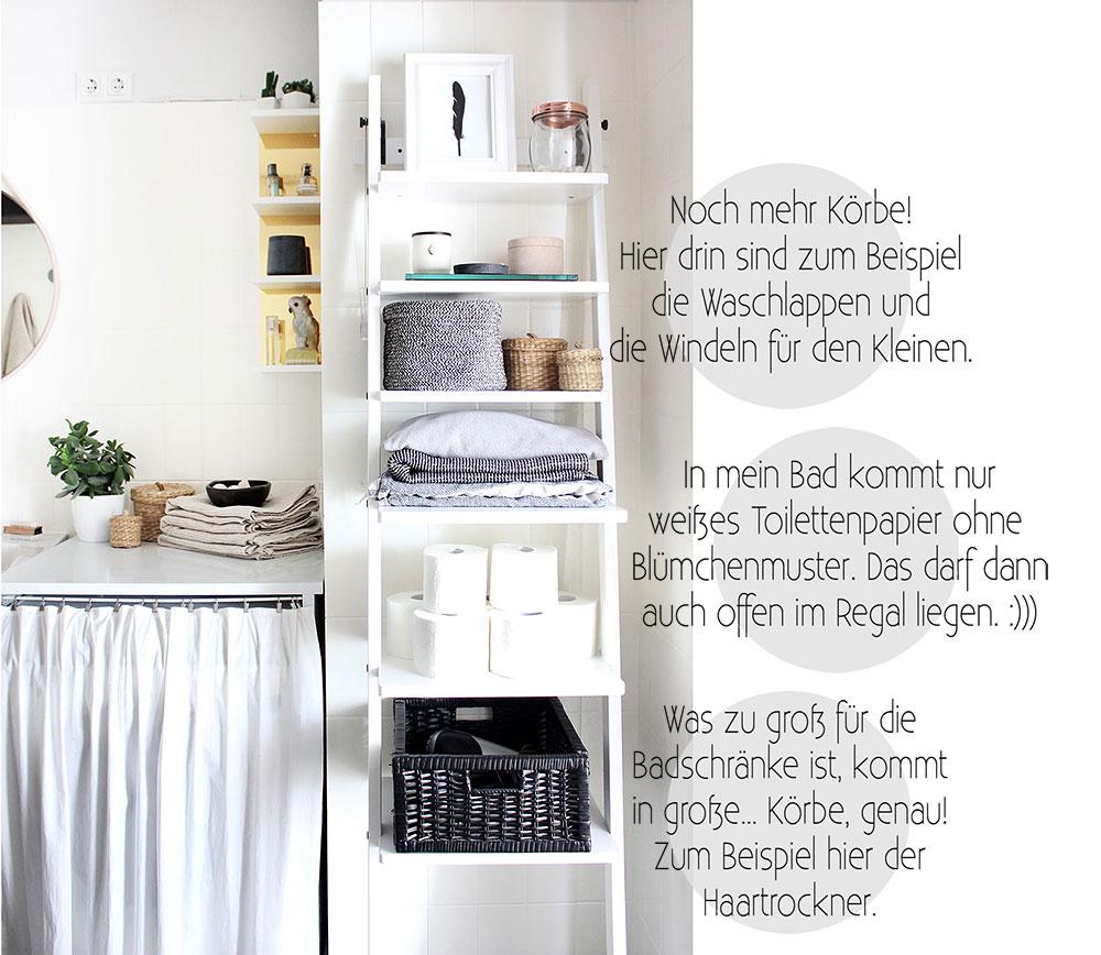 oh what a room mein bad 5 tipps f r aufbewahrung und deko oh what a room. Black Bedroom Furniture Sets. Home Design Ideas