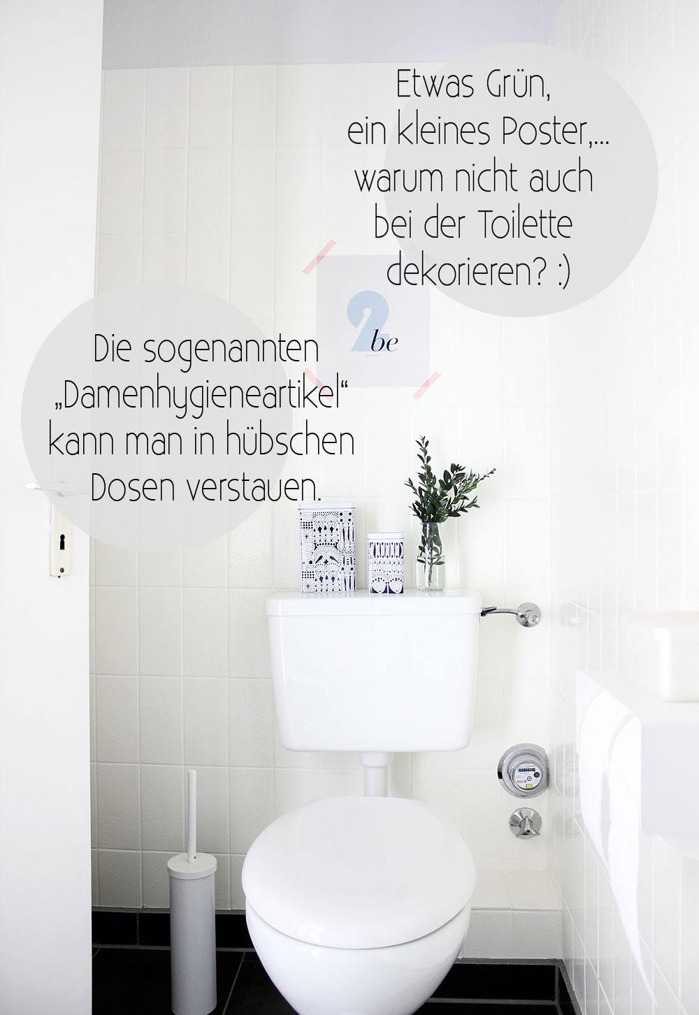 Mein Bad - #5 Tipps für Aufbewahrung und Deko - oh what a room