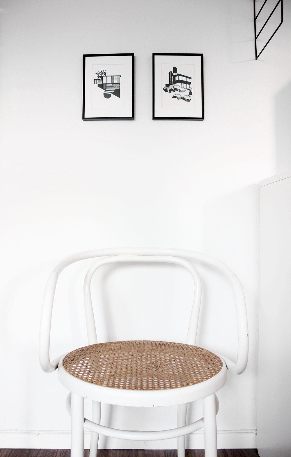 minimalistischer-wohnen-thonet-stuhl