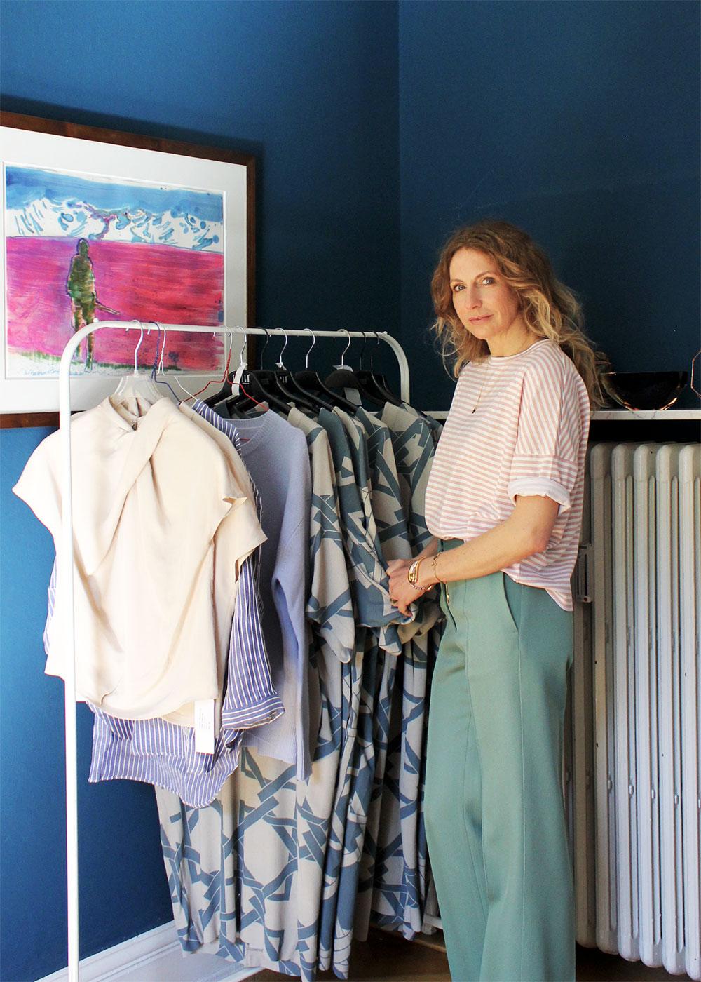 Sue Giers oh what a room zimmerschau eklektischer mix bei modebloggerin sue