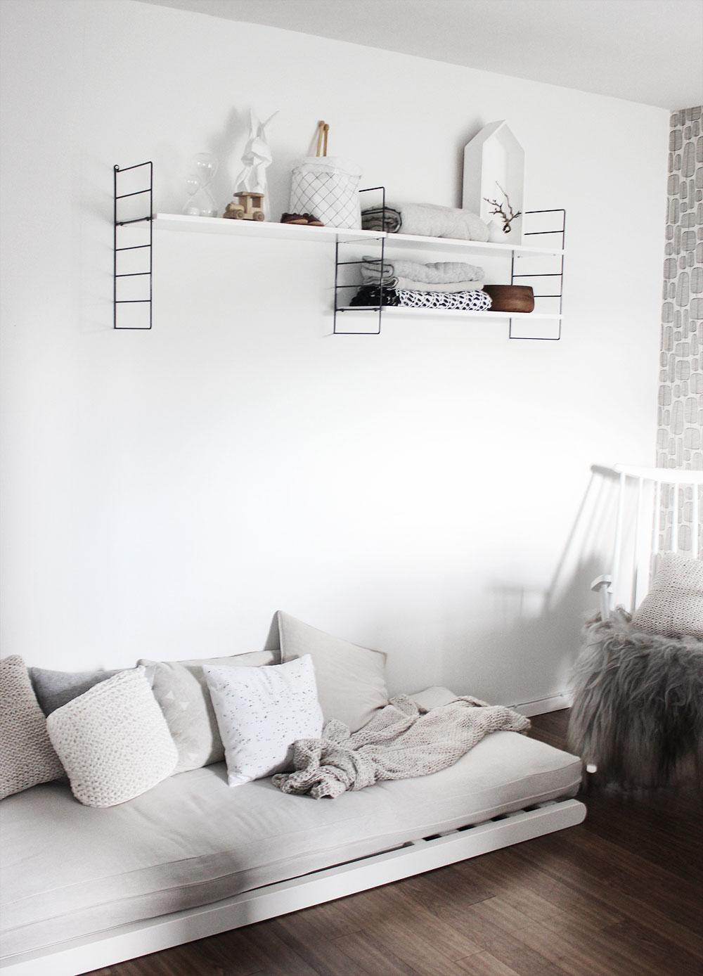 Oh what a room minimalismus update was sich bisher getan for Wohnung aussortieren