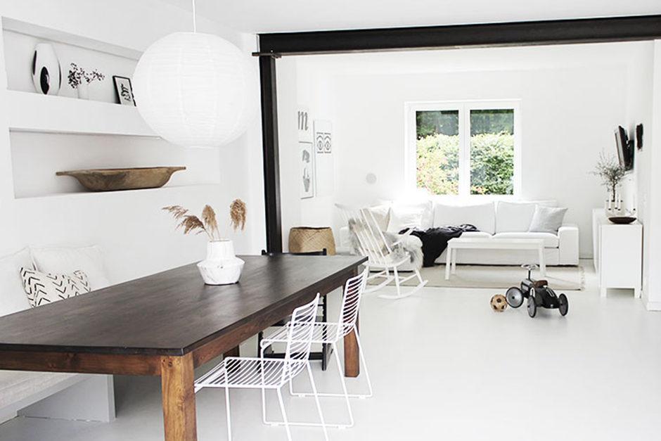 Home Tour durch unser Waldhaus! Mit Tipps fürs minimalistische, aber ...