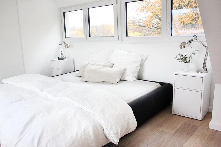 Frischer Wind fürs Schlafzimmer: mit meinen wunderbaren nur ...