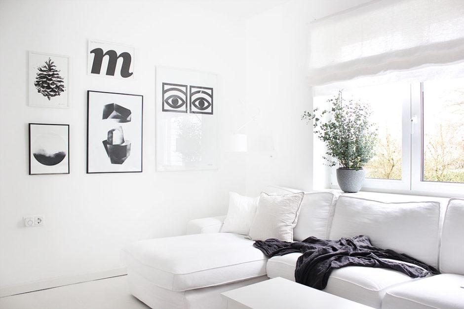Wie Wohnen In Weiß Auch Weiß Bleibt Meine Besten Easy Peasy