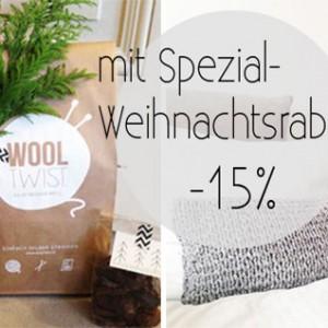 Geschenktipp für DIY-Fans: Stricksets von Wooltwist (mit Spezialrabatt für euch!)