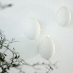 DIY: ein Wandschmuck für Ostern (Last Minute geeignet!)