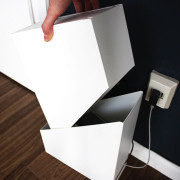Ikea-Hack: Kabelsalat ade!