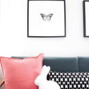 Oster-DIY #2: ein Hasenkissen