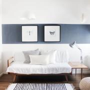 Gästezimmer mal in weiß (und Giveaway-Gewinnerin!)
