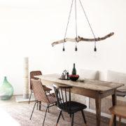 Zimmerschau bei Strickdesignerin Doro: lässiger Mix aus alt und neu