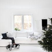 Weihnachten im Waldhaus